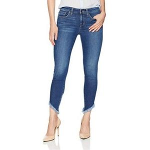 Womens Icon Midrise Skinny Ankle Jean